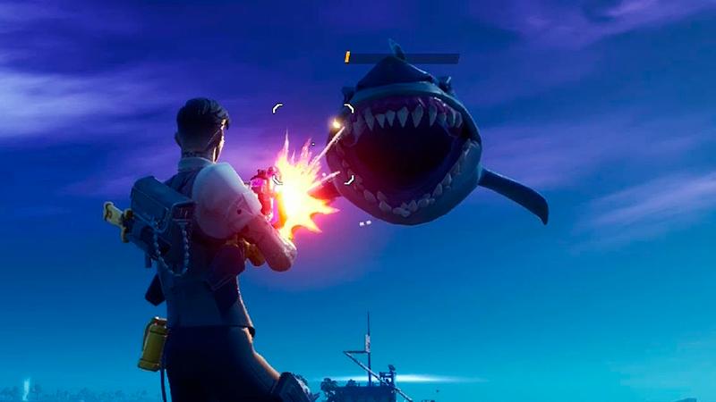 Tiburón en Fortnite