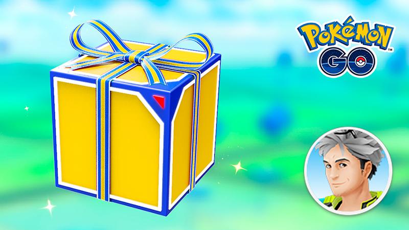 Packs Diarios Gratis en Pokémon GO