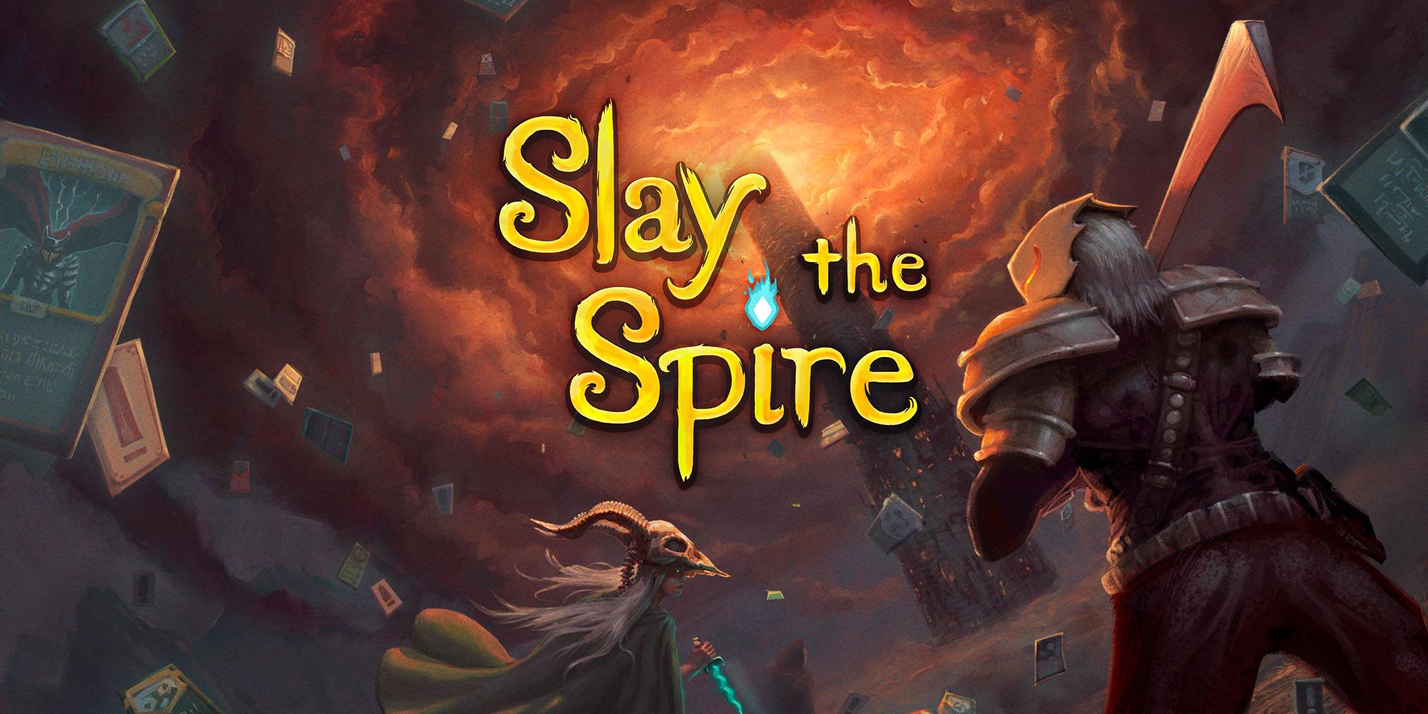 portada de slay the spire
