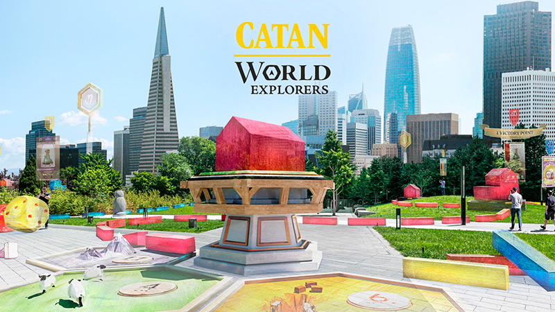 Catan World Explorers