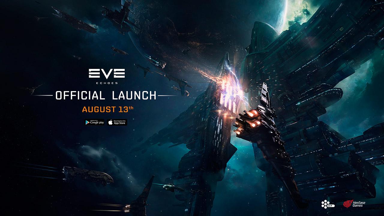 Lanzamiento Eve Echoes