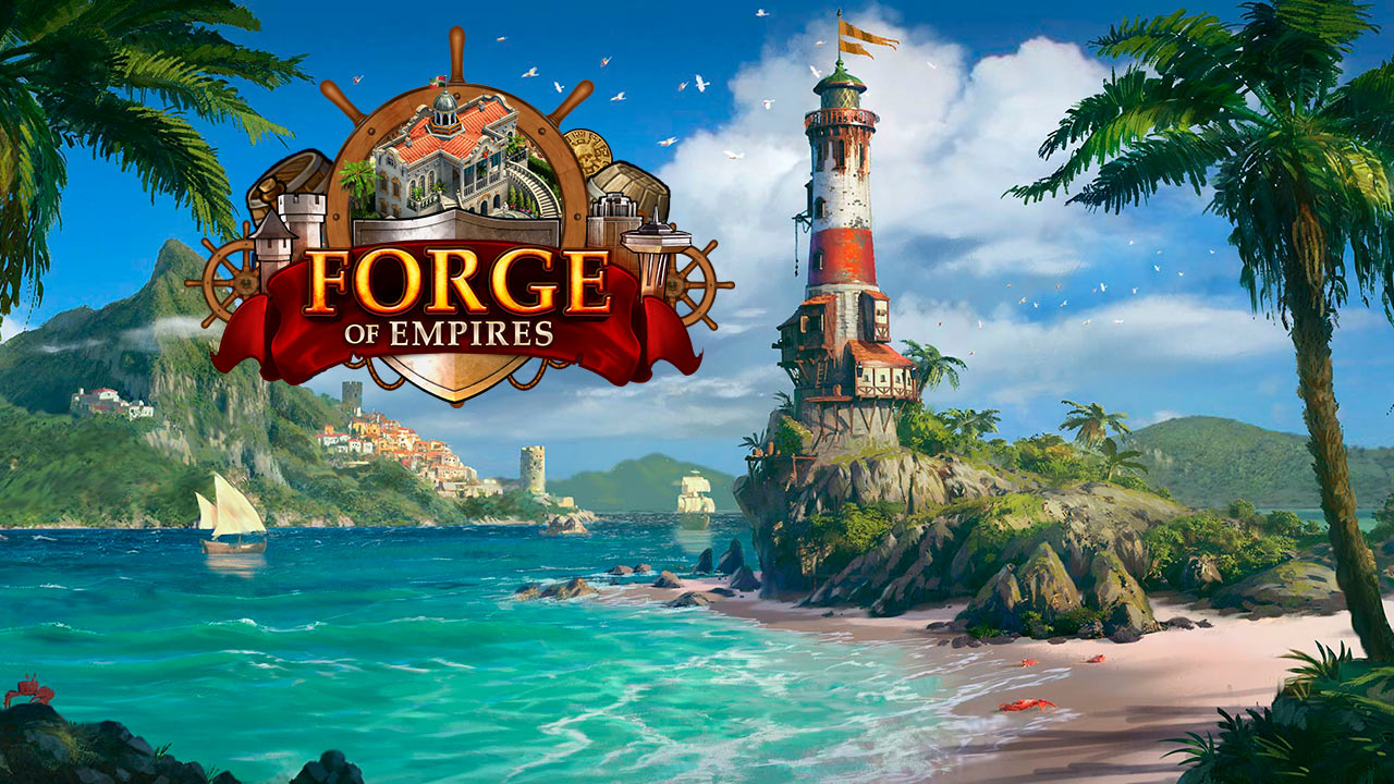 Evento verano en Forge of Empires