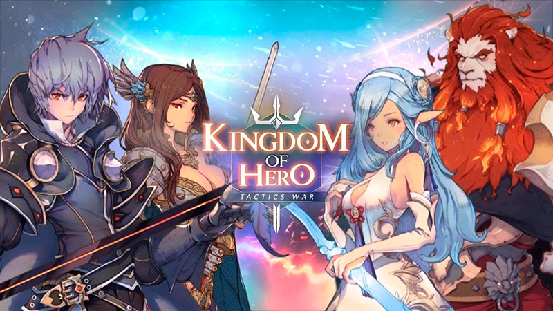 Kingdom of Heroes: Tactics War