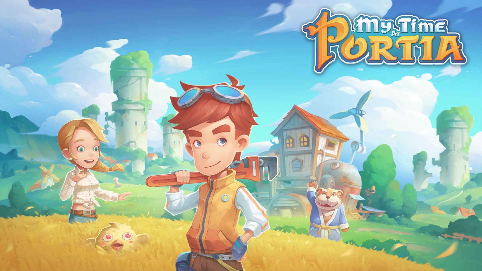 my time at portia llega a android e ios