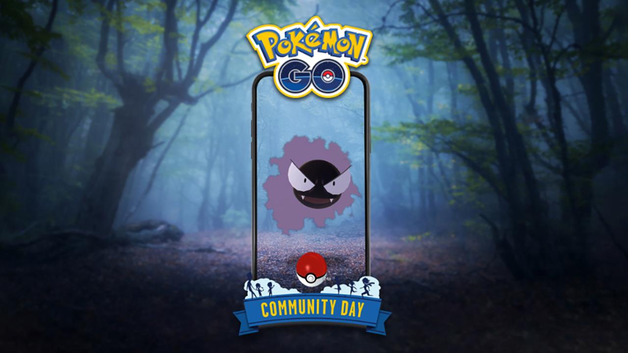 pokemon go dia de la comunidad julio 2020 gastly