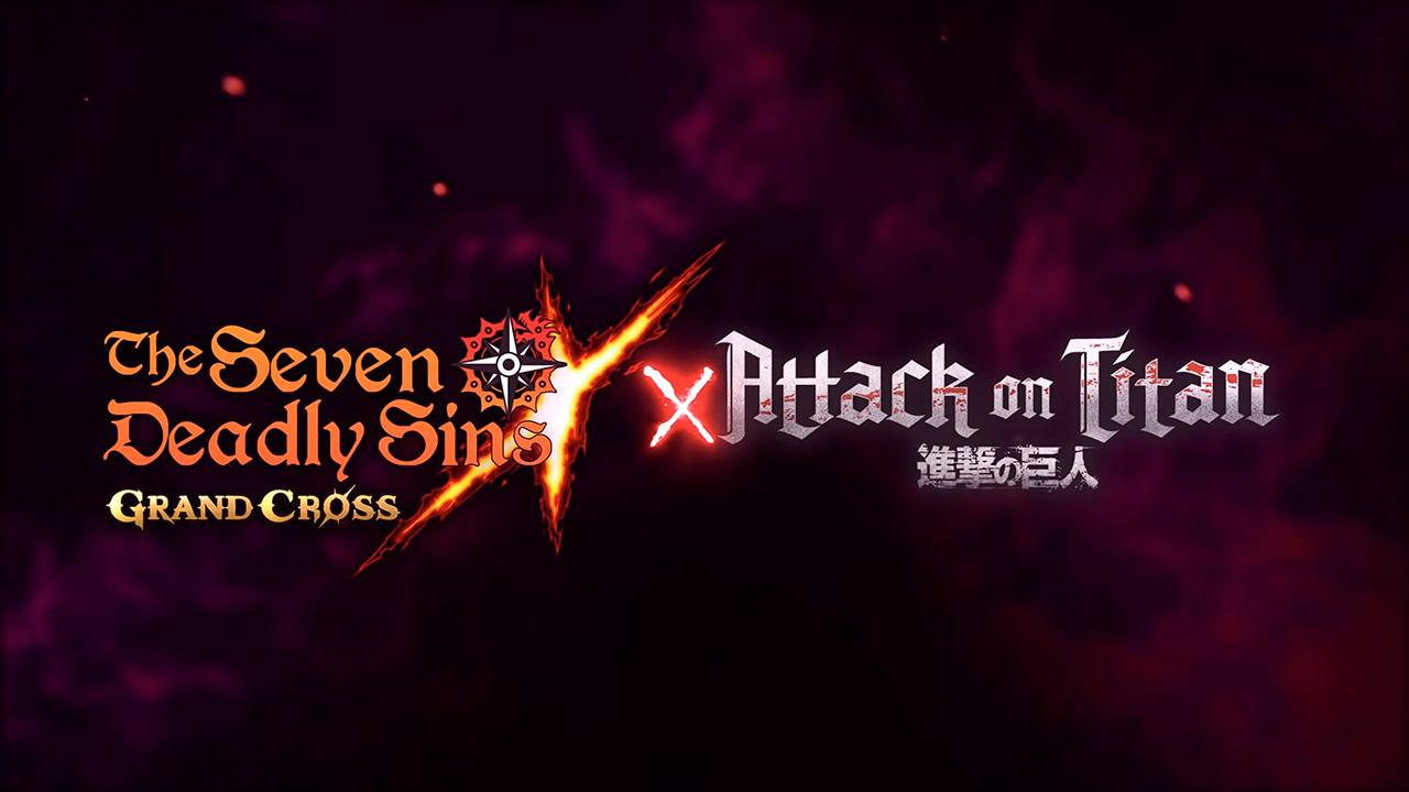 the seven deadly sins grand cross attack on titan