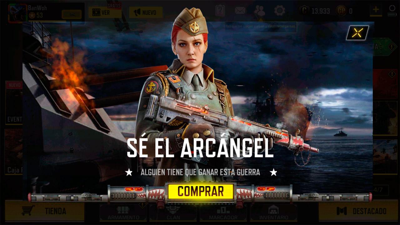 Ruleta Inmersión Inmersión en Call of Duty Mobile