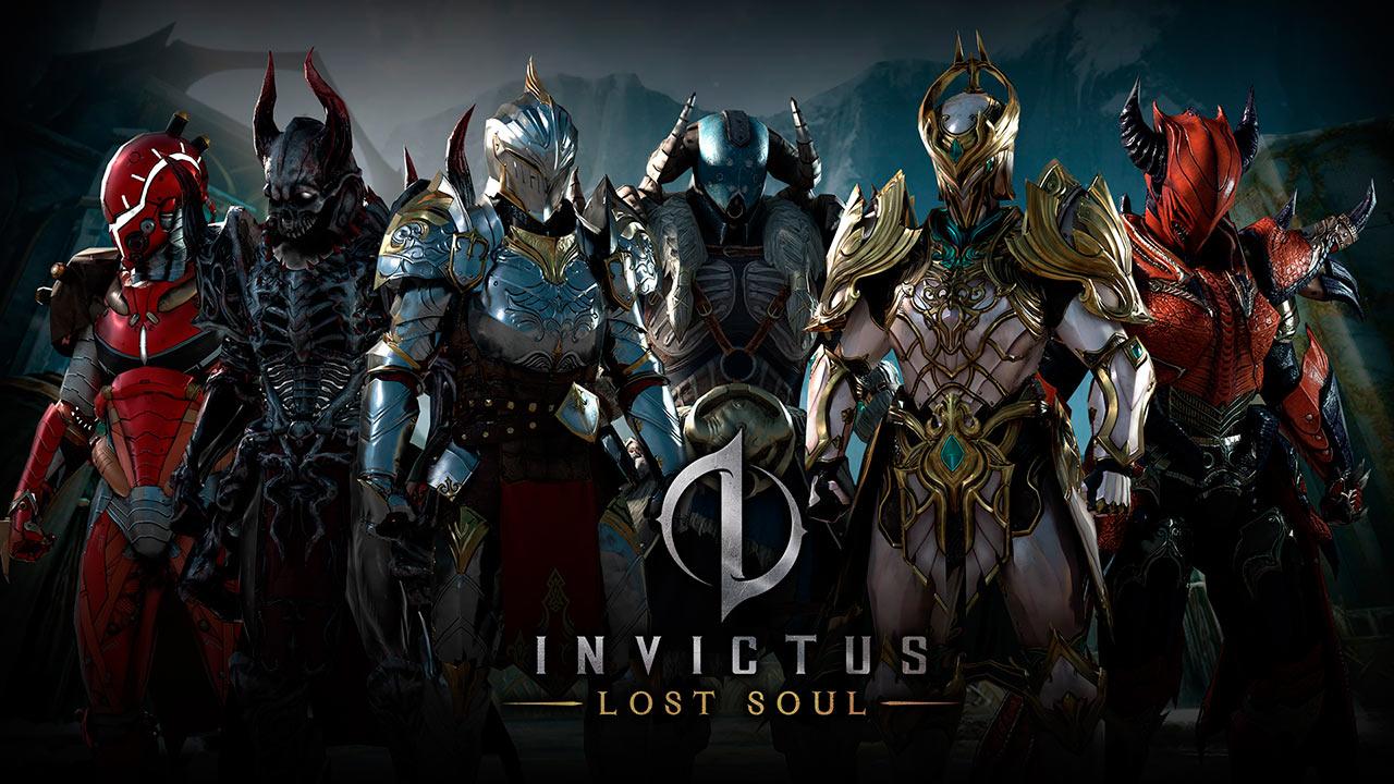 INVICTUS: Lost Soul