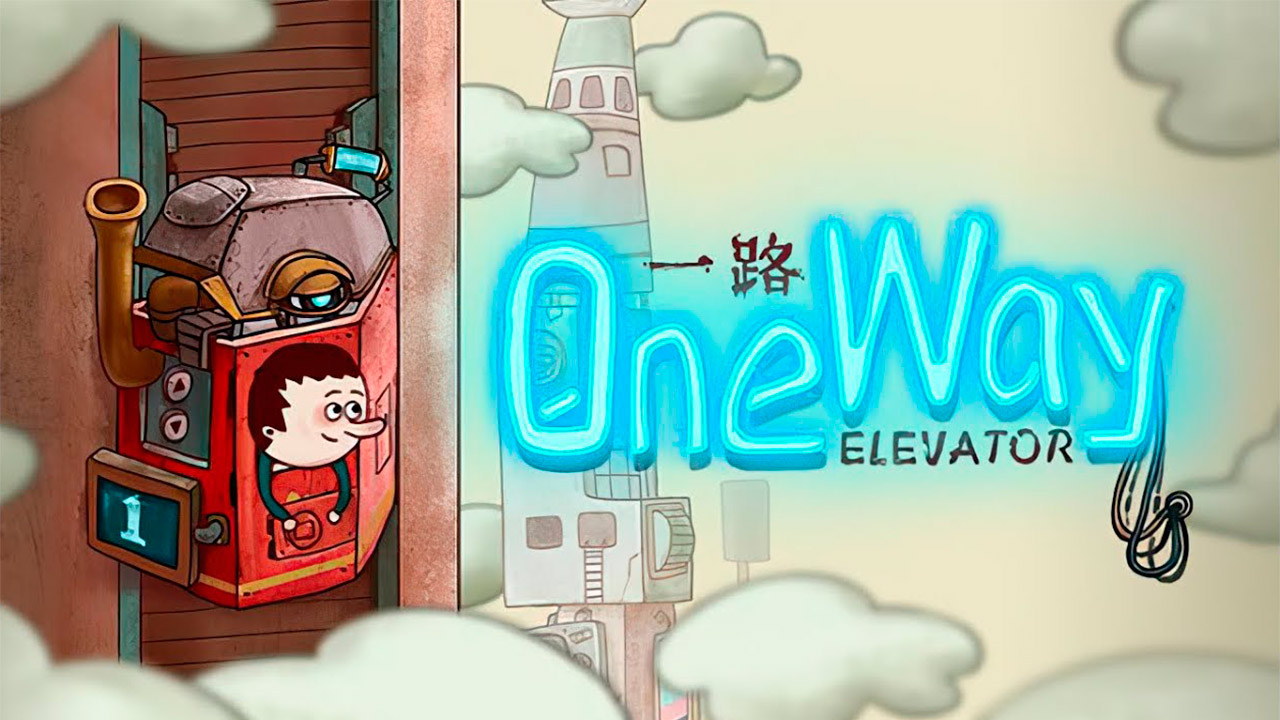 One Way: The Elevator