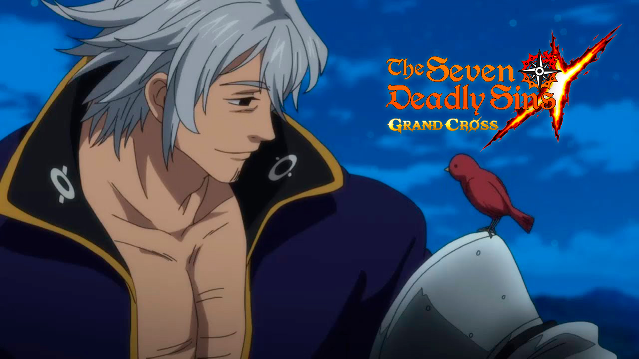 The Seven Deadly Sins: Grand Cross Estarossa del Amor