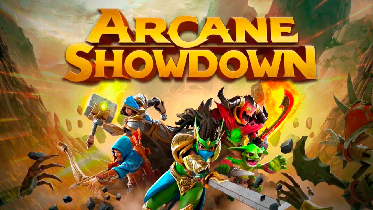 Arcane Showdown
