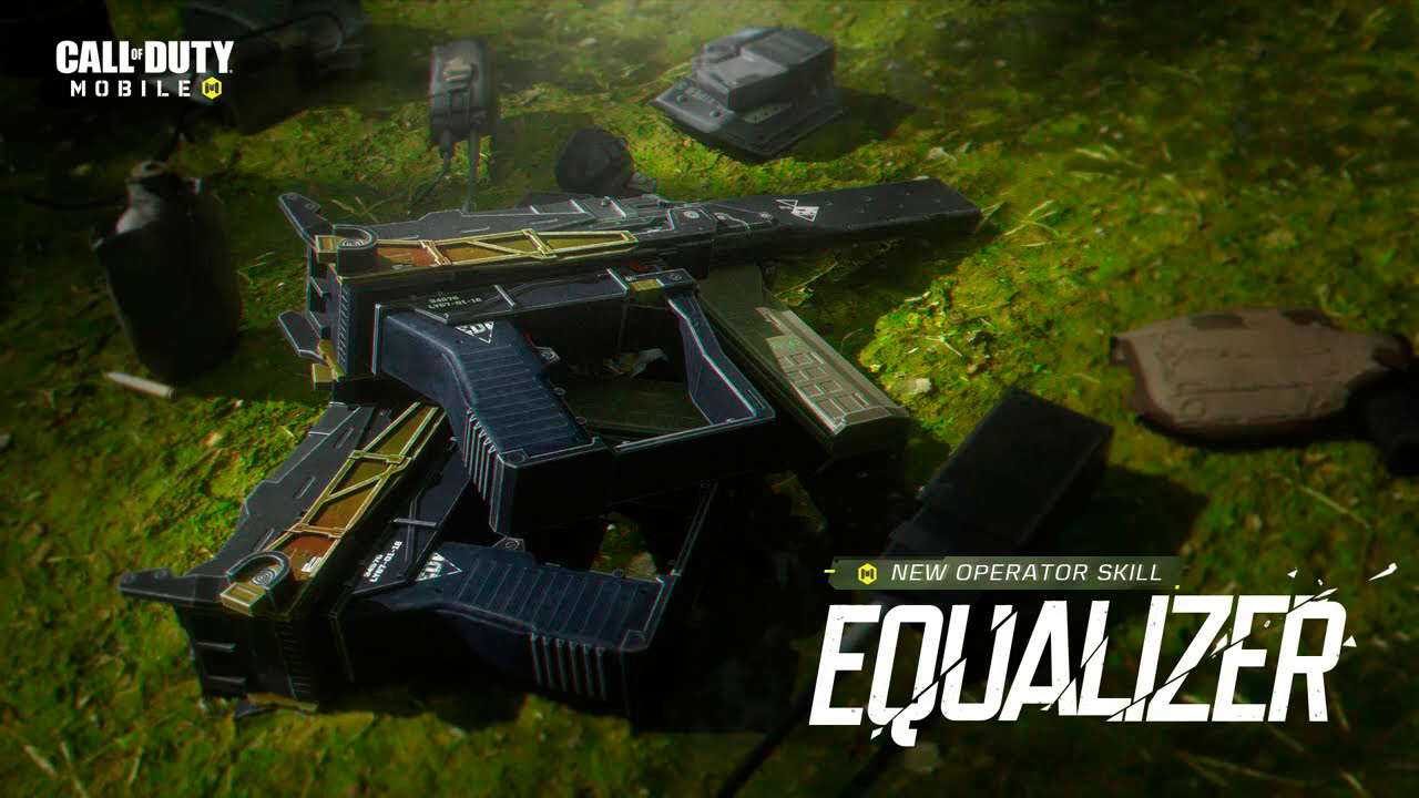 Operdador Equalizer en Call of Duty Mobile