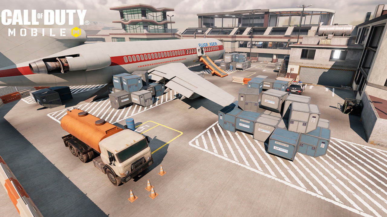 Mapa Terminal en Call of Duty Mobile