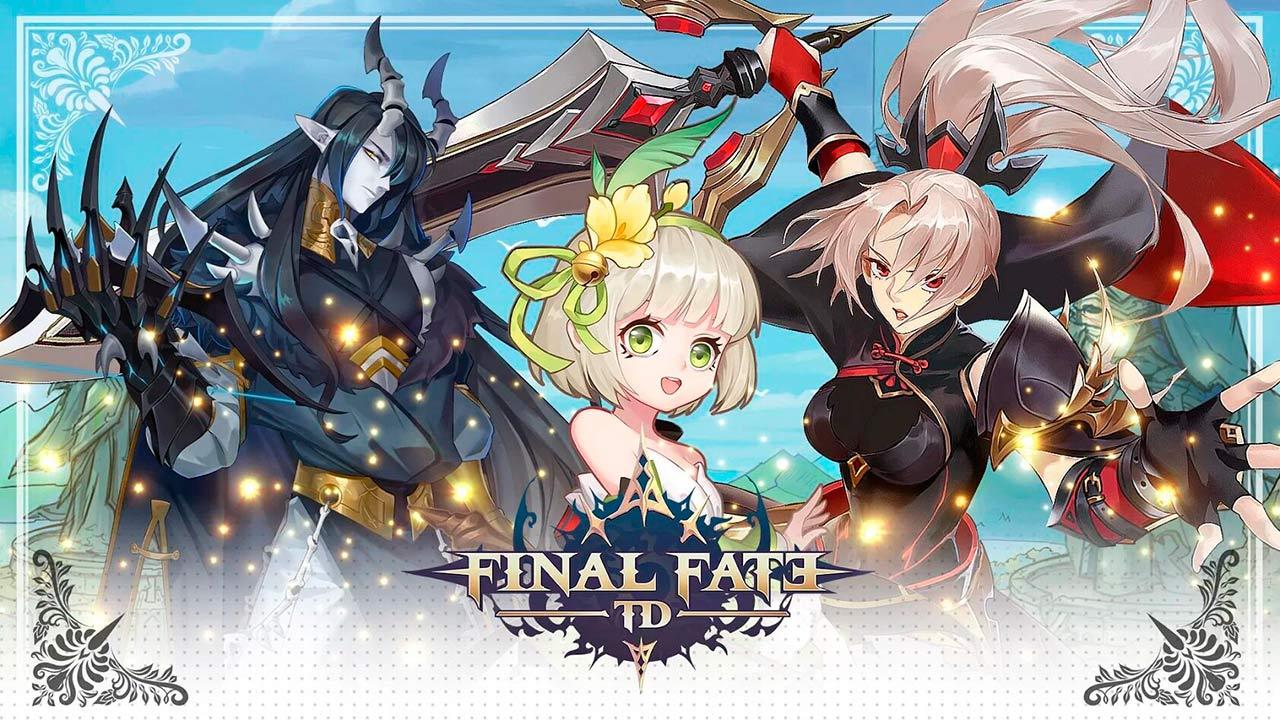 Portada del juego Final Fate TD