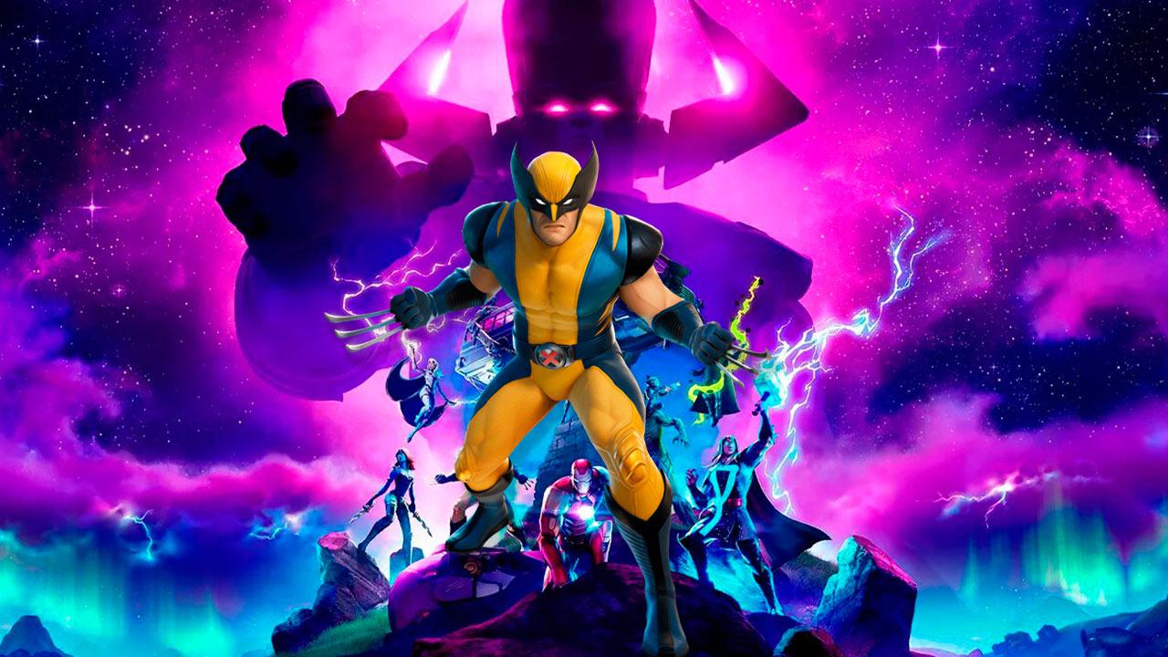 Garras míticas de Wolverine en Fortnite