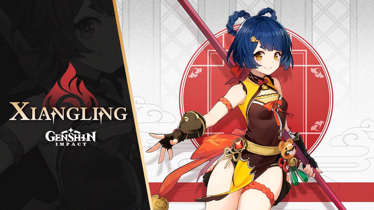 Xiangling en Genshin Impact