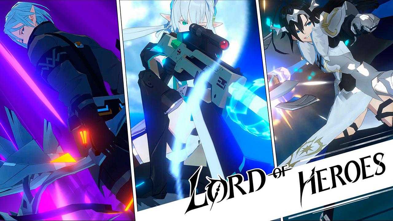 Portada del juego Lord of Heroes