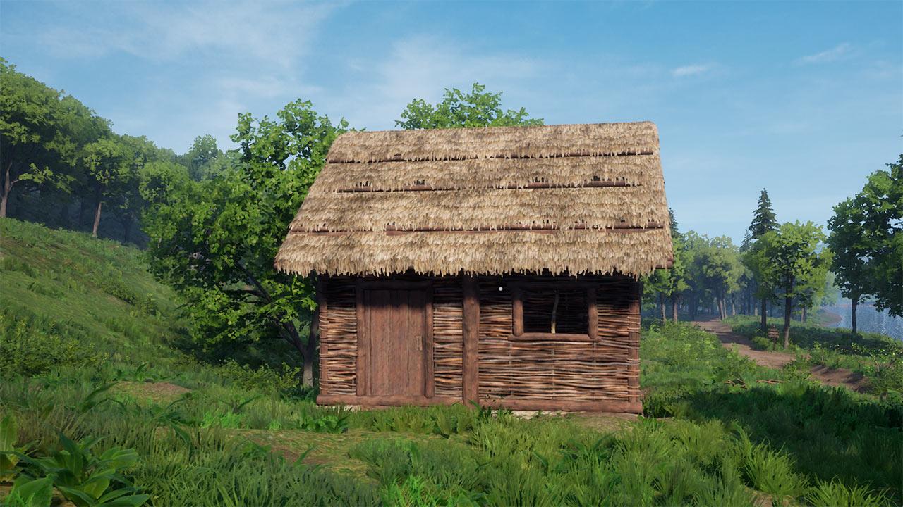 Casa en Medieval Dynasty