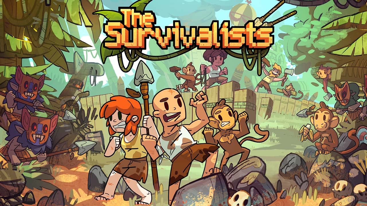 Portada del juego The Survivalists