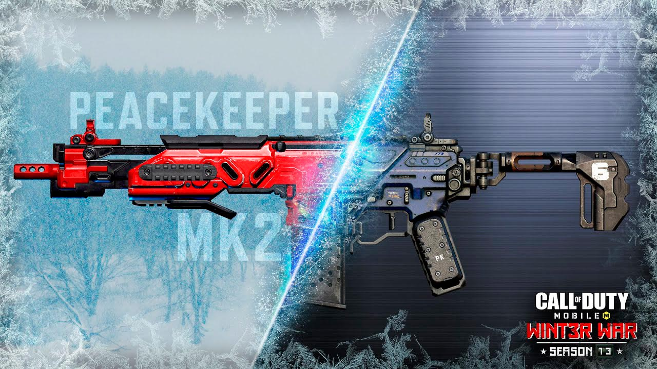 Peacekeeper MK2 en Call of Duty Mobile