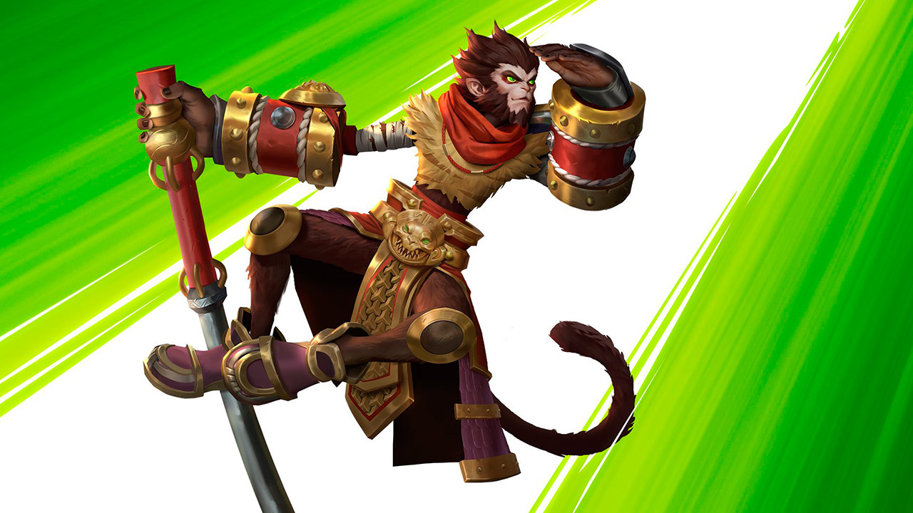 Wukong en League of Legends: Wild Rift