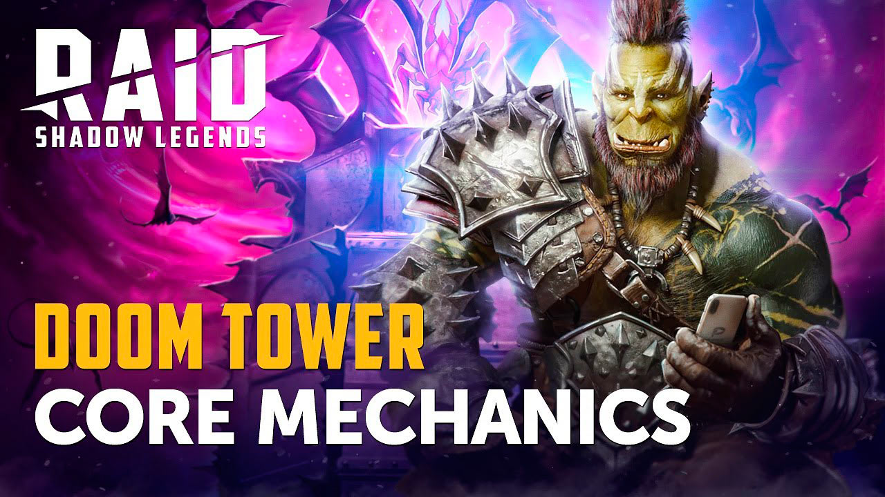 Torre del Destino en Raid: Shadow Legends
