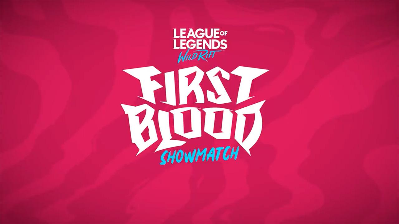 Wild Rift y LVP presentan First Blood