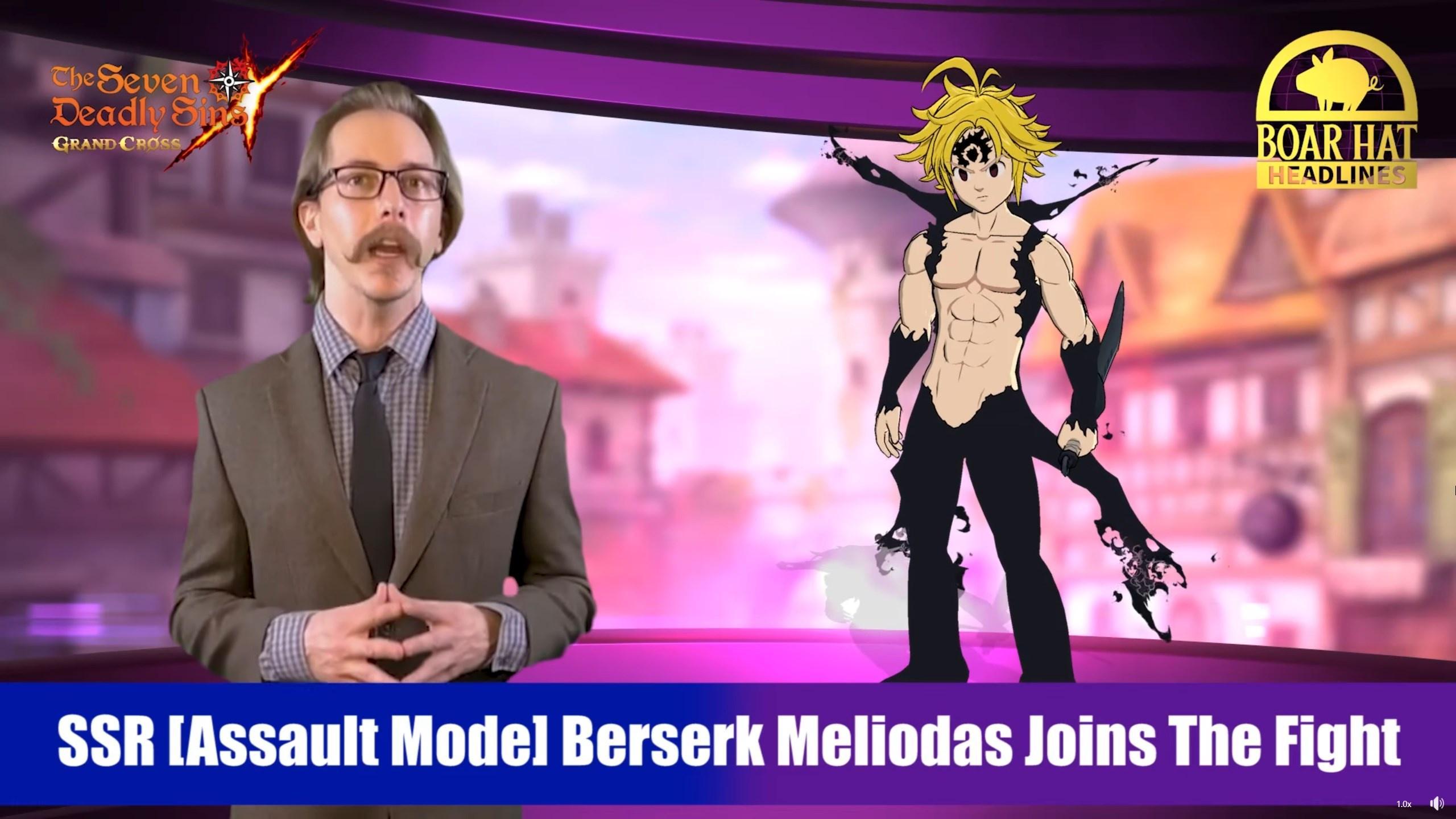 Netmarble anuncia Meliodas modo de asalto en un nuevo video
