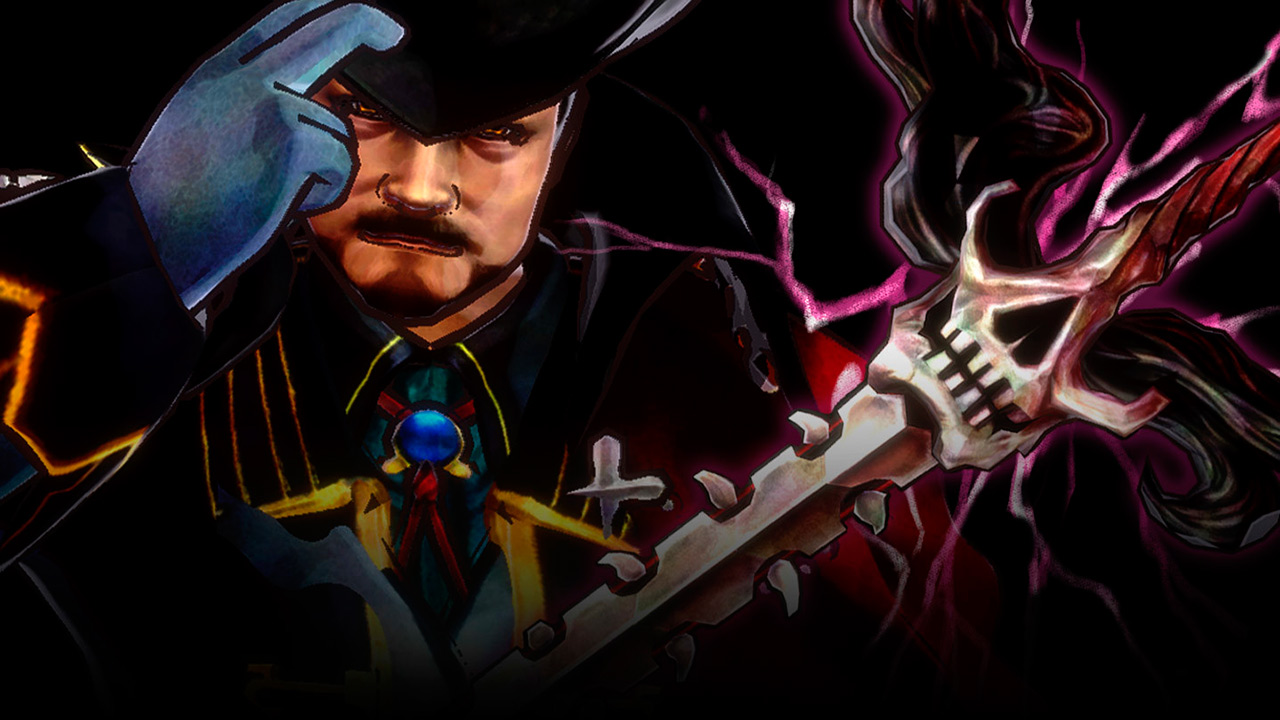 DLC Iga's Back Pack para Bloodstained: Ritual of the Night