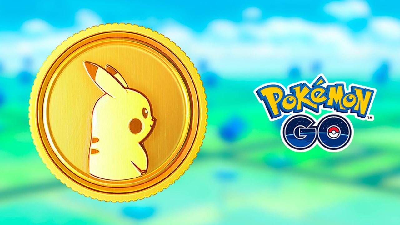 Pokémonedas en Pokémon GO