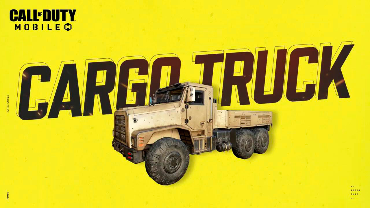 Cargo Truck en Call of Duty Mobile