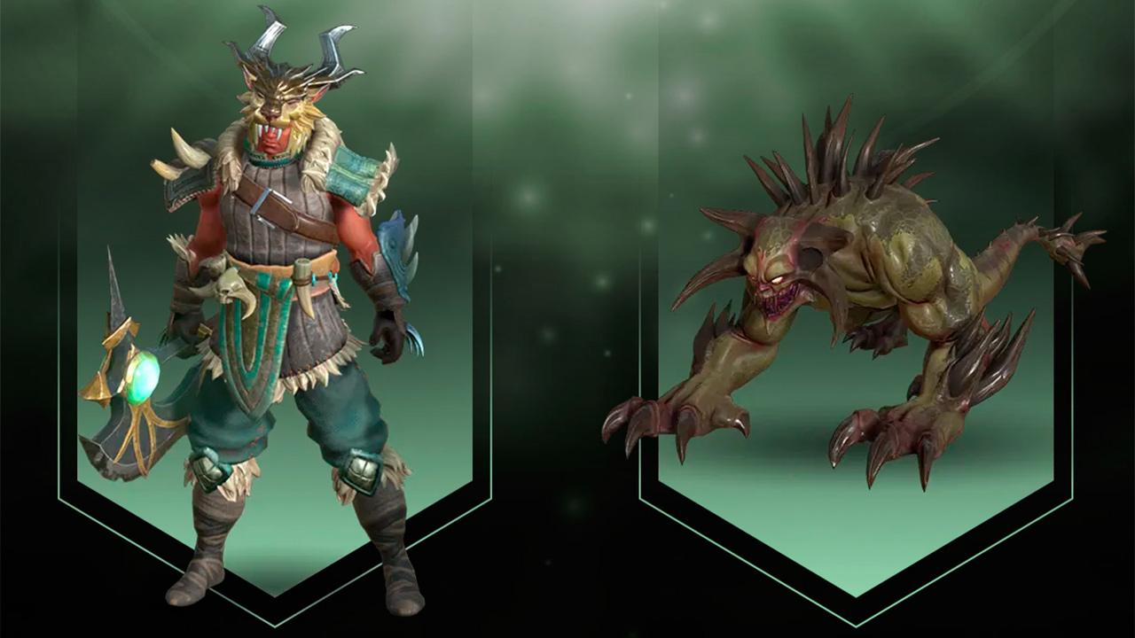 Beastcaller en Magic Legends