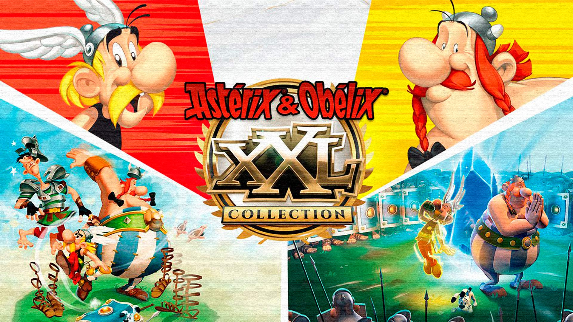 Asterix y Obelix XXL: Collection