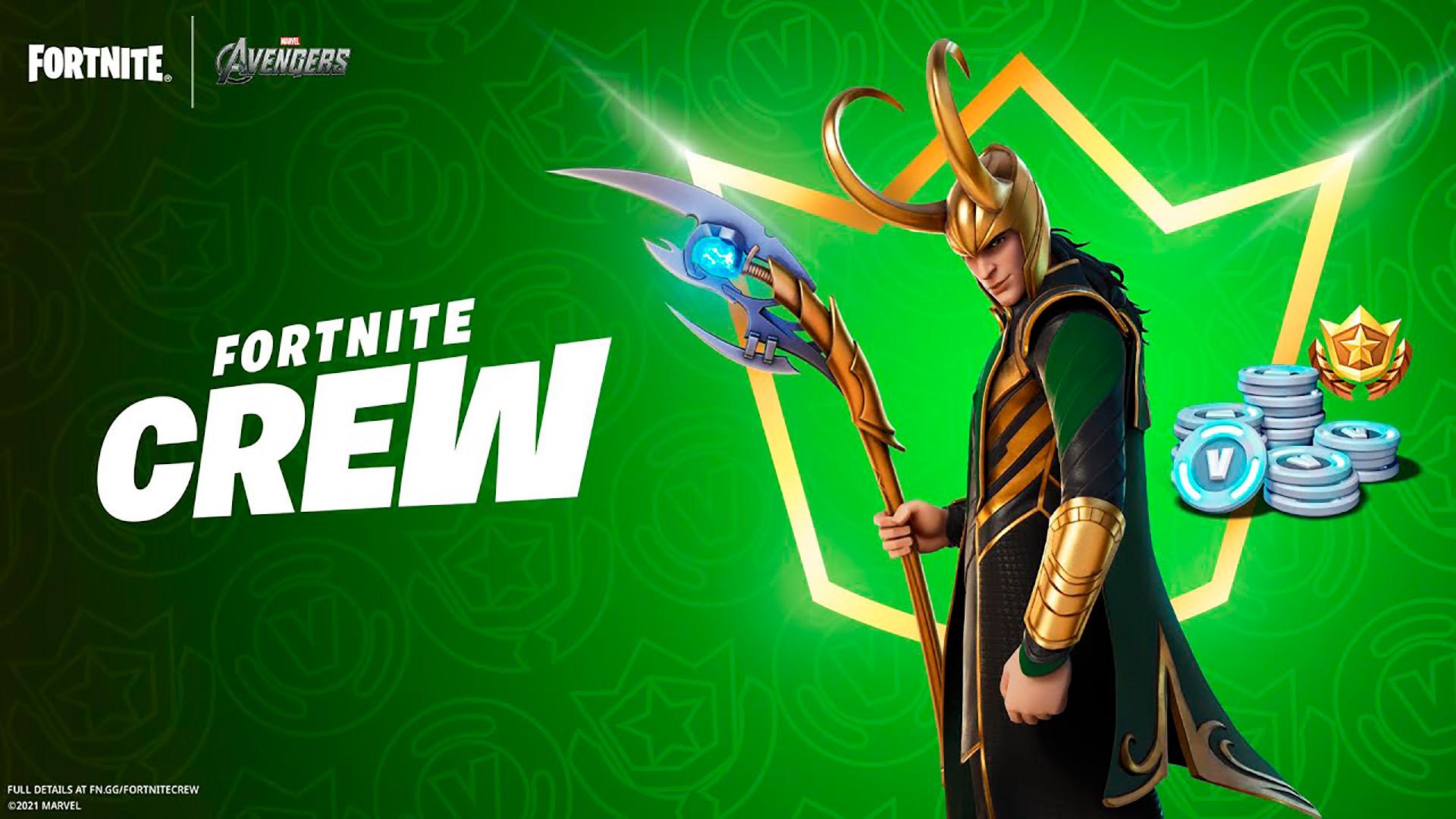 Loki en Fortnite