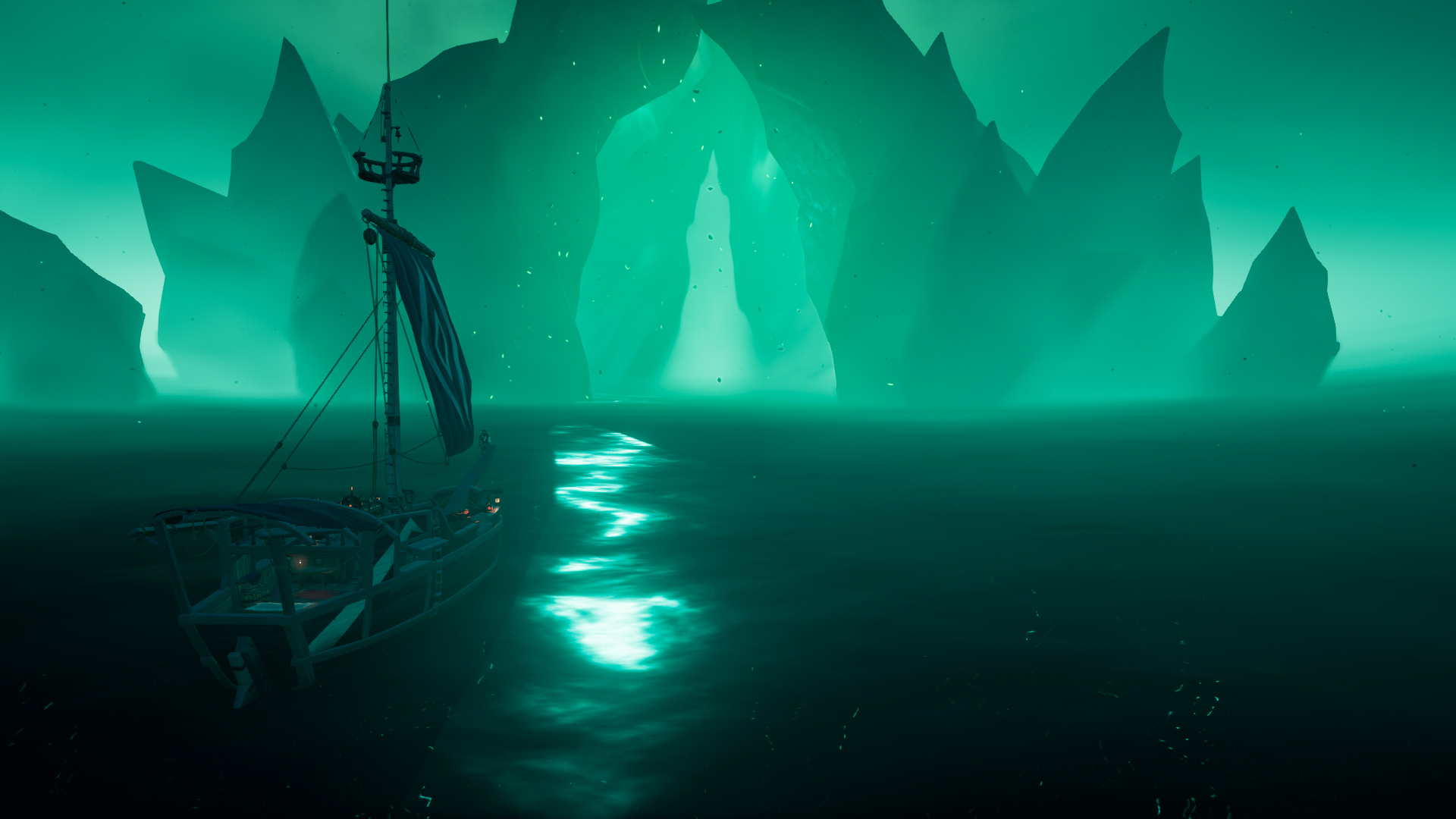 Sea of the Damned en Sea of thieves