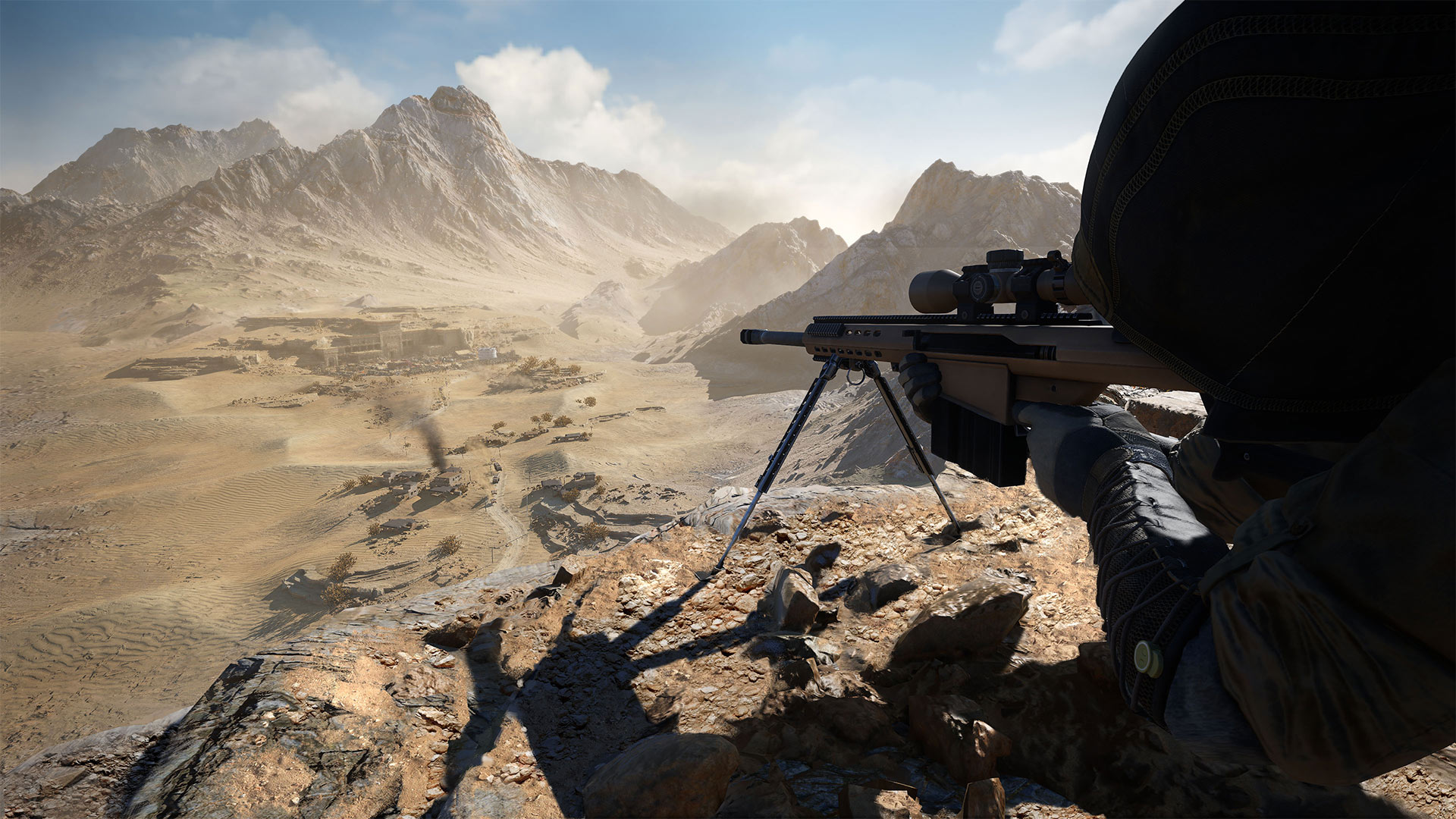 Altos de Tajmid en Sniper Ghost Warrior Contracts 2