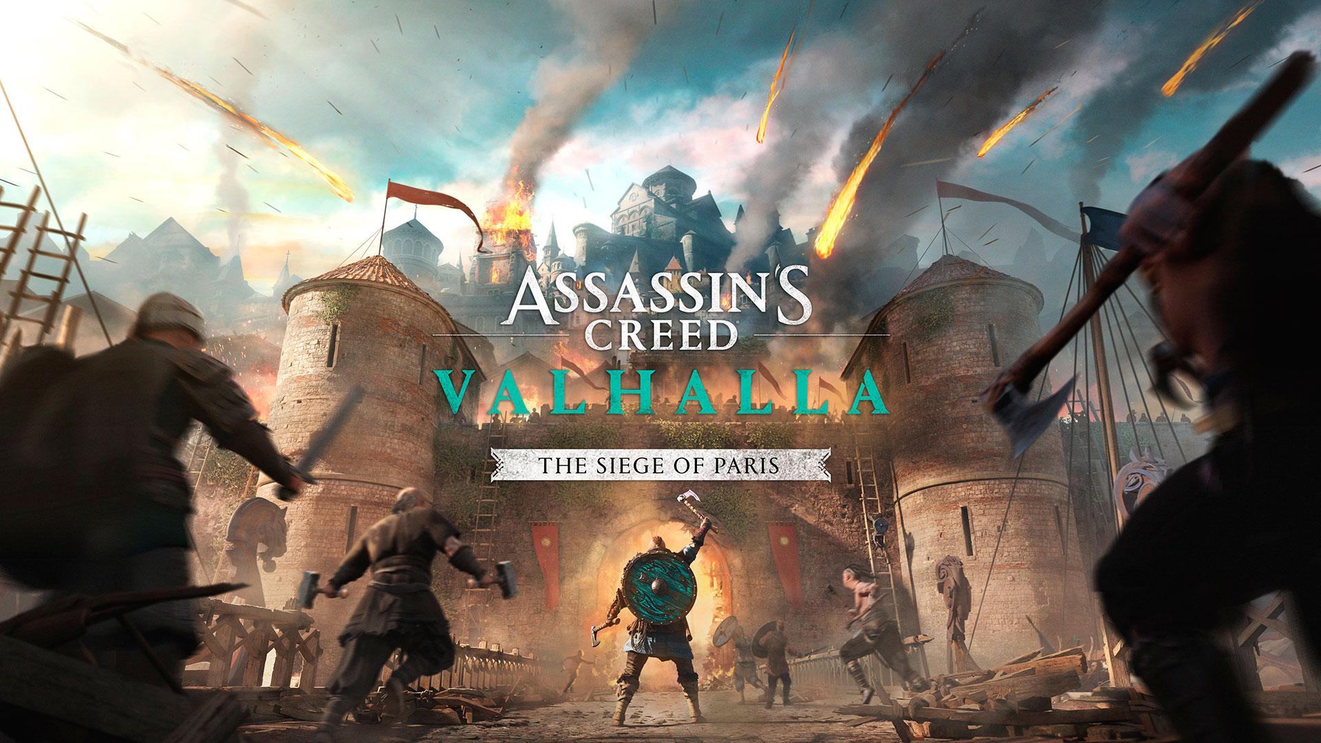 Asedio de París en Assassin's Creed Valhalla