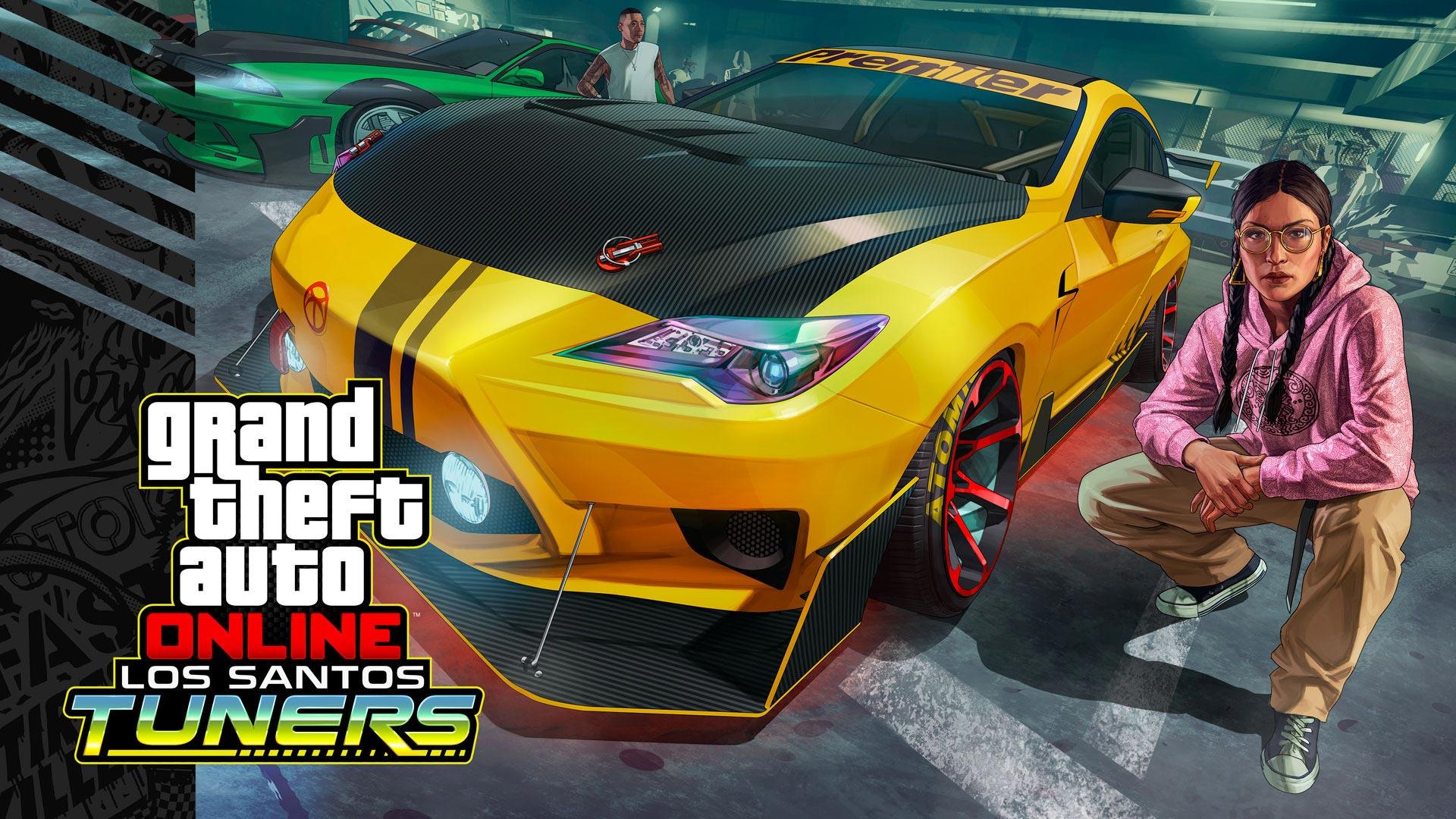 Los Santos Tuners en GTA Online