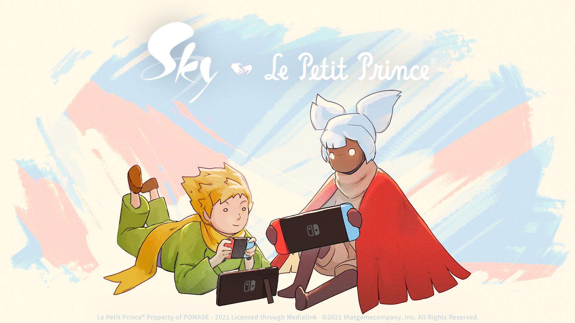 El Principito en Sky: Niños de la Luz