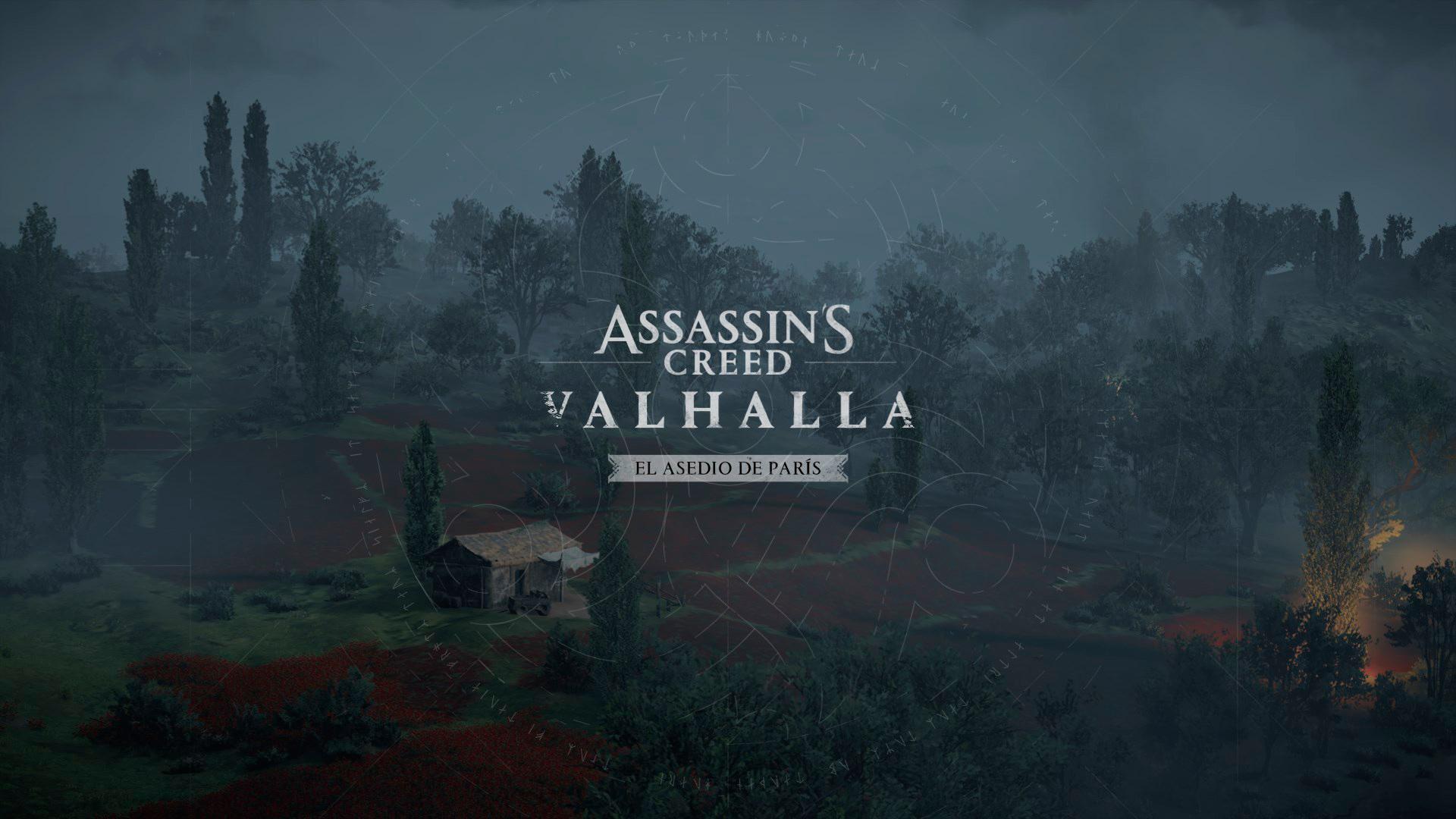 El asedio de París en Assassin's Creed Valhalla