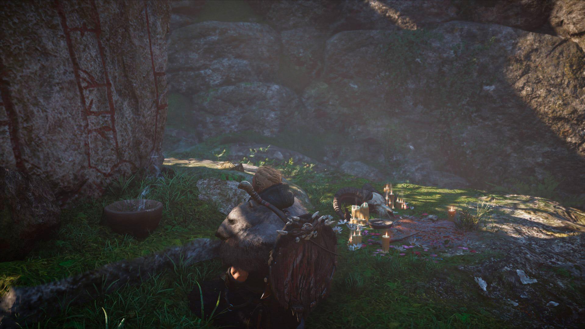 Ofrenda en Assassin¡s Creed Valhalla