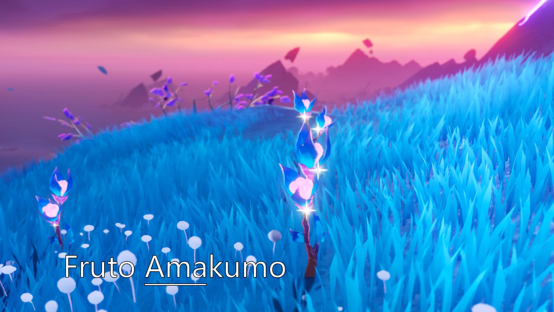 genshin impact fruto amakumo portada