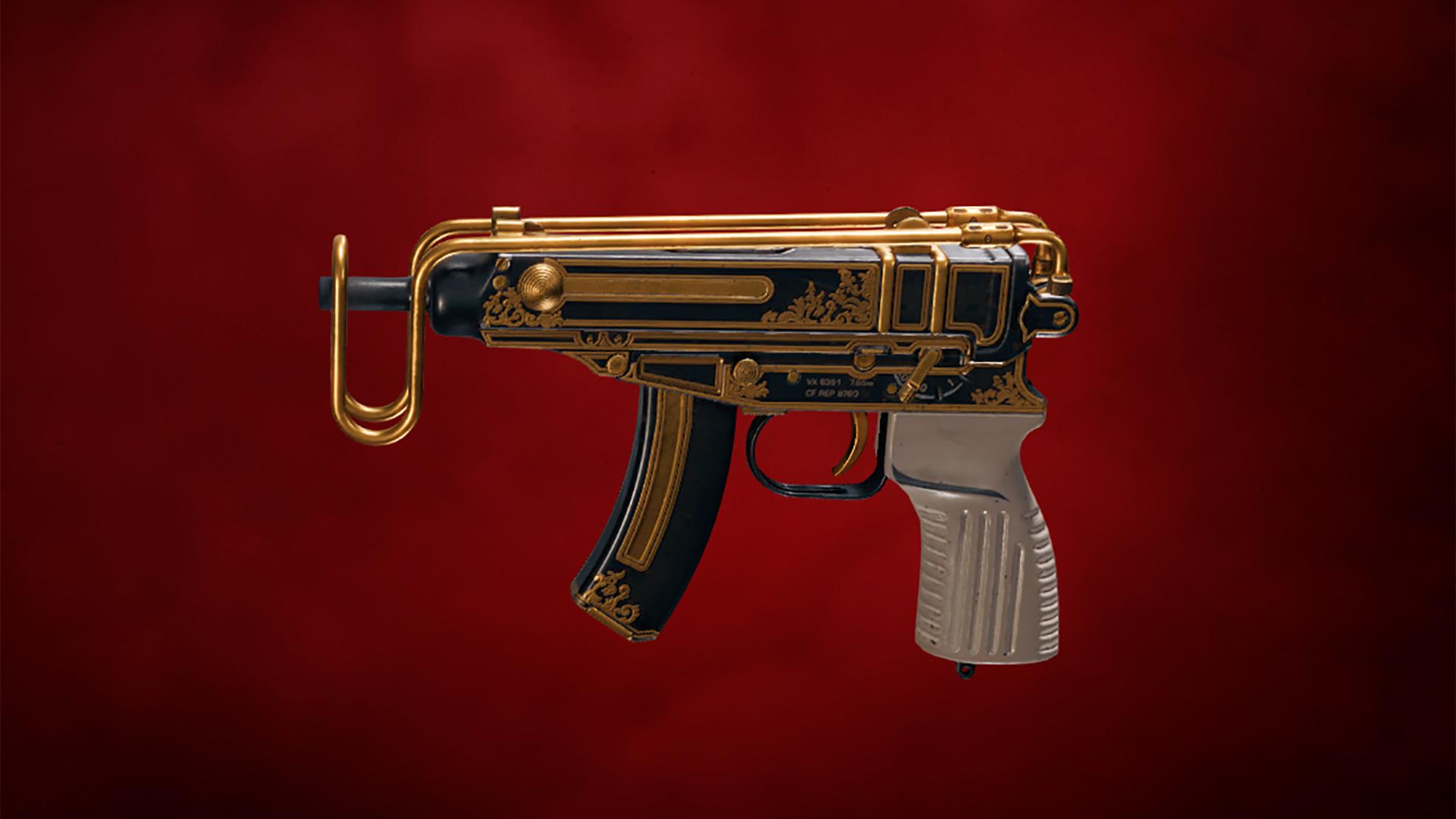 Pistola automática única El General en Far Cry 6